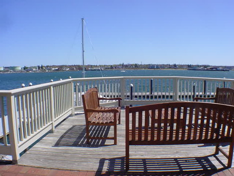 Chandler's Wharf  Condos in Portland Maine